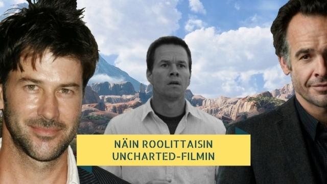 Uncharted-roolitus banneri