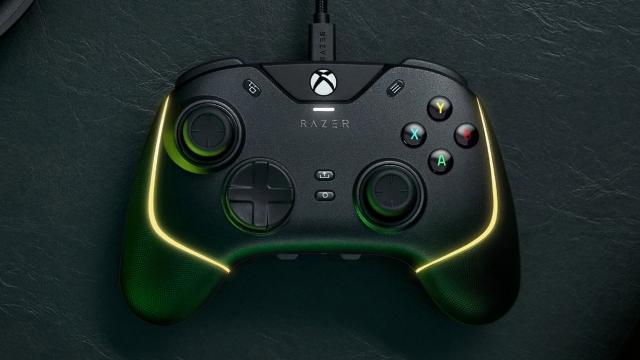Razer Wolverine v2 Chroma, Xbox, RGB