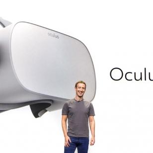 Oculus Go (ja Zuckerberg)