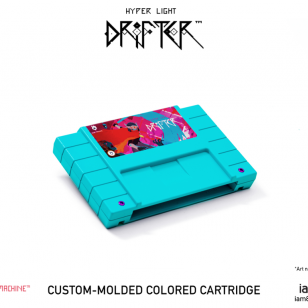 Hyper Light Drifter SNES