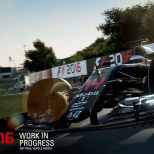 F1 2016 musta formula