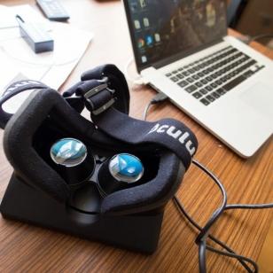 Oculus Rift -lasit