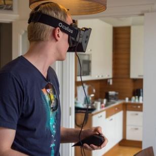 Paavi ja Oculus
