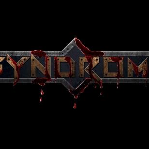Kuva Syndrome-pelin logosta