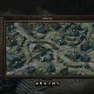 Pillars of Eternity: Kartta