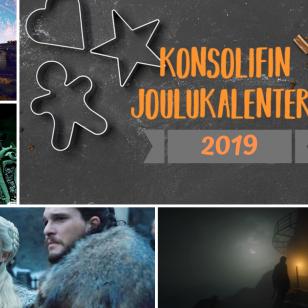 Joulukalenteri 2019 pettymysten nostokuva