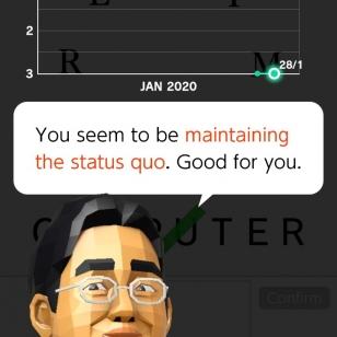 Dr Kawashima's Brain Training for Nintendo Switch - Onnea, olet edelleen pohjalla