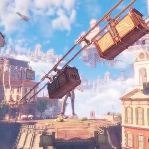 maisemaa Bioshock Infinite_Switch