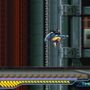 Katso ninjasilppurin loikkaa