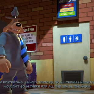 Sam & Max Save the World Remastered –  julkiset vessat