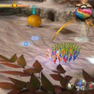 Pikmin 3 Deluxe: Työn touhussa