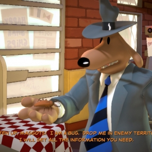 Sam & Max Save the World Remastered –  Bug