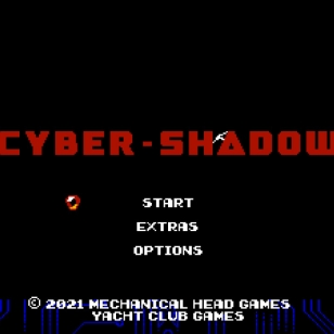 Cyber Shadow_alkuruutu