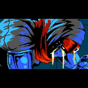 Cyber Shadow_polvillaan
