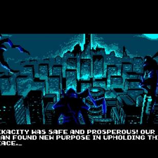 Cyber Shadow_Mekacity kun kaikki oli vielä hyvin