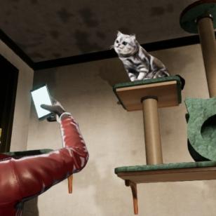 No More Heroes III_kuvauksellinen katti
