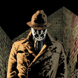 Rorschach DC Injustice