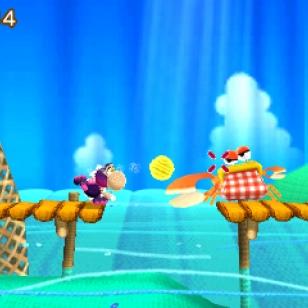 Poochy & Yoshi's Woolly World pahis pelikuva