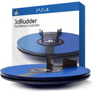 3dRudder_ohjain
