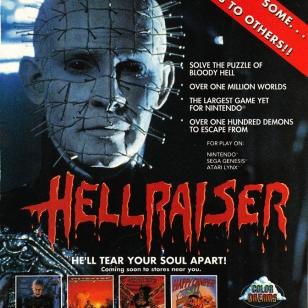 Hellraiser NES