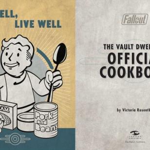 Fallout Vault Dweller's Cookbook keittokirja