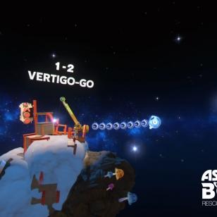 ASTRO BOT Rescue Mission - Maailman valinta
