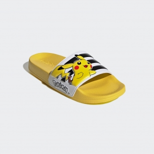 Adilette Shower Slides suihkusandaalit Pokémon Pikachu Adidas