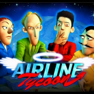 Airline Tycoon retromuistelot kansi
