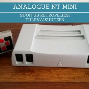 Analogue NT Mini kansikuvatus