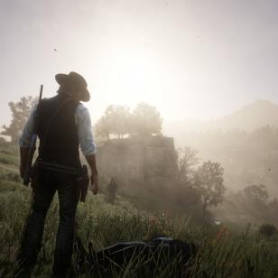 Red Dead Redemption 2: Aurinko ja sumu