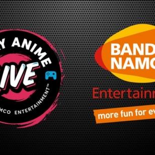 Bandai Namco Play Anime