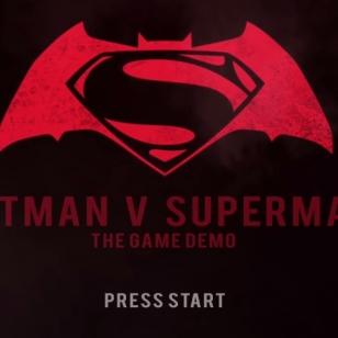 Batman v Superman Game Demo
