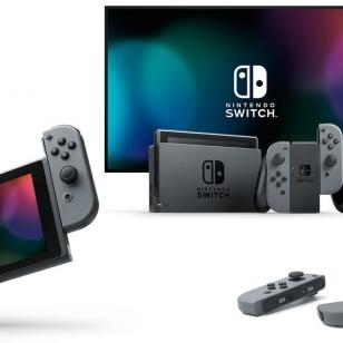 Nintendo Switch julkkari