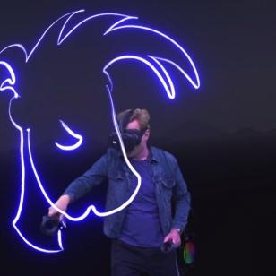 Conan VR-maailmassa O'Brien