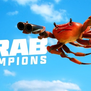 Crab Champions nostokuva