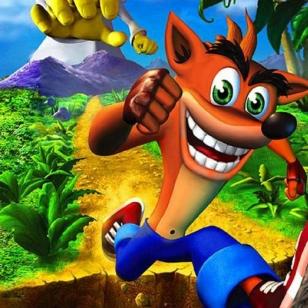 Crash Bandicoot on iloinen jamppa