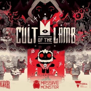 Cult of the Lamb lammaspeli