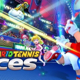 Mario Tennis Aces Switch kansi