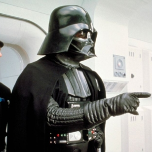 dave prowse as darth vader