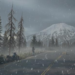Days Gone - Sääolosuhteita