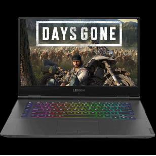 Days Gone PC:lle muokattu kuva