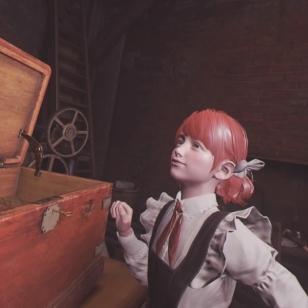 Déraciné - Kovasti kiinnostaa laatikon sisältö