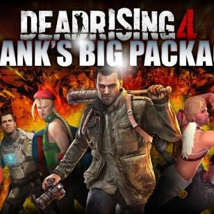 Dead Rising 4 latauskuva ja hahmoja