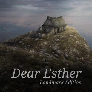 Dear Esther: Landmark Edition - Kansikuva