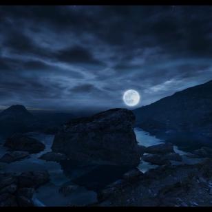 Dear Esther: Landmark Edition - Kuun valaisema ranta