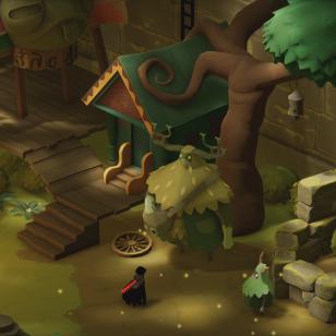 Death's Door Screenshot - Forest Settlement copy.png