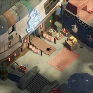 Death's Door Screenshot - Tavern.png