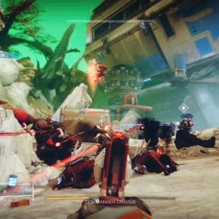 Destiny 2 - Kauhee mäihe