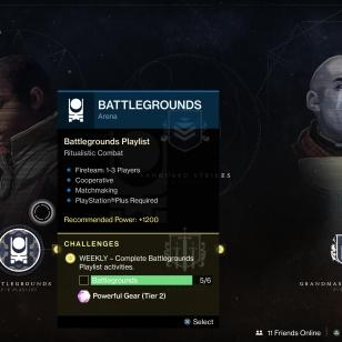 Destiny 2 - Taistelumaa