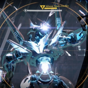 Atheon, Vault of Glassin loppupomo